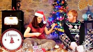 Charades & A Christmas Train | Vlogmas Day 13 | Jenny E