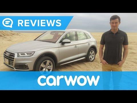 Audi Q5 SUV  2017 review | Mat Watson Reviews