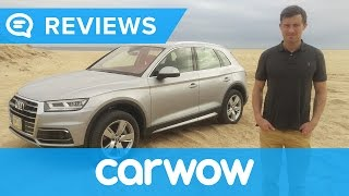 Audi Q5 SUV  2017 review | Mat Watson Reviews