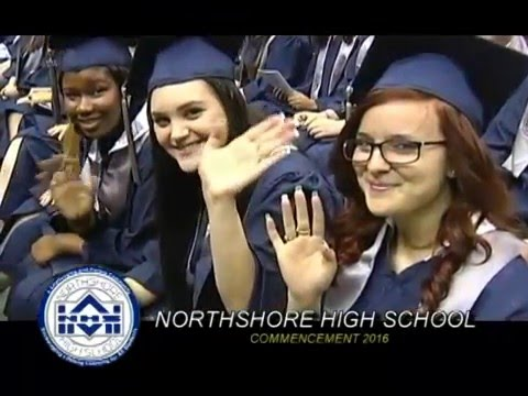 Northshore High School Graduation 2016