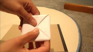 How To Make A Paper Spinner by Paul 24