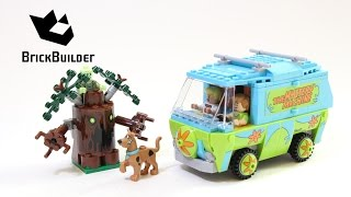 Lego Scooby-Doo 75902 The Mystery Machine - Lego Speed Build