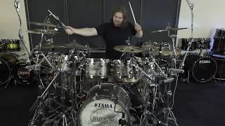 Blake Richardson - Blot - Live drum play through.