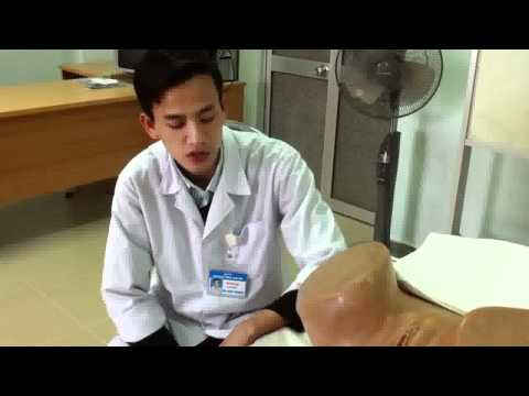 Kham phu khoa  tu cung  BS Truong  Y4b  Yhue 07 13 clip1