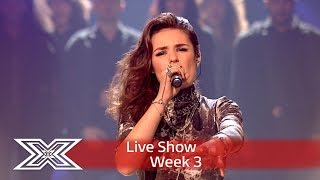 Sam Lavery covers the King of Pop's Earth Song | Live Shows Week 3 | The X  The X Factor UK 2016