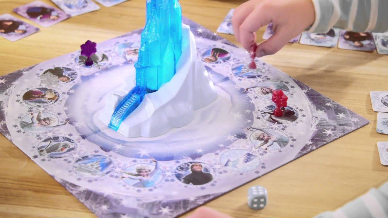Smyths Toys Disney Frozen Magical Ice Palace Game Youtube