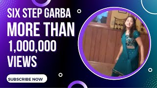 Six step garba with Vidya Nahar