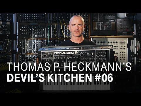 POLIVOKS PRESENTED BY THOMAS P. HECKMANN