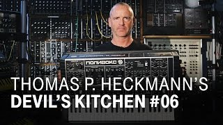 POLIVOKS PRESENTED BY THOMAS P. HECKMANN