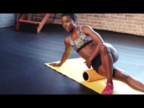 5 Foam Roller Moves to Prevent Pain and Injury   Health