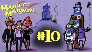 Maniac Mansion #10 - ¿Hola? ¿Eres tú otra vez?