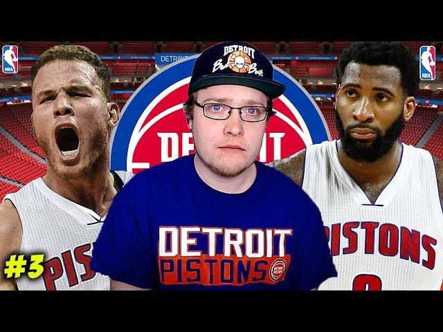 HUGE TRADE! DETROIT PISTONS MY GM Ep  #3 | NBA 2K19 MY LEAGUE