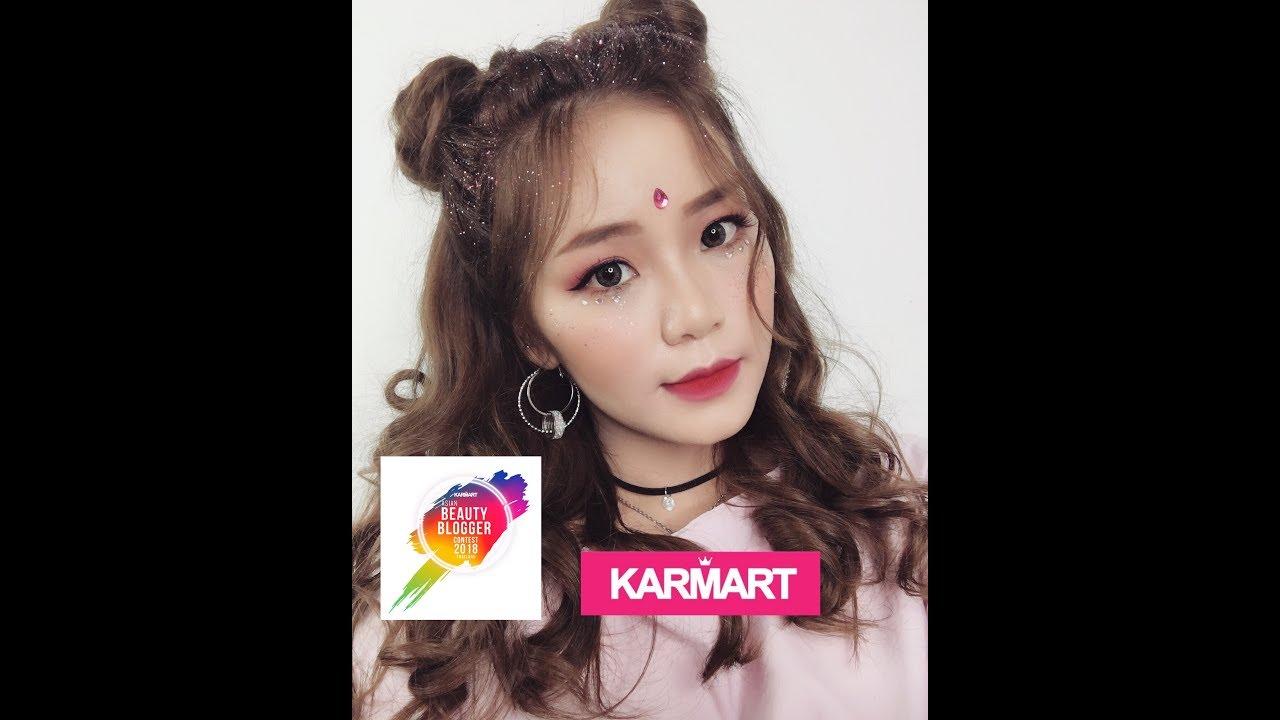 Makeup lễ hội hè với  mỹ phẩm KARMART  Chang Min