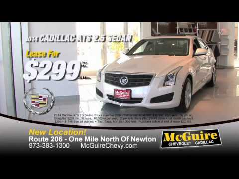McGuire Chevrolet Cadillac Grand Opening
