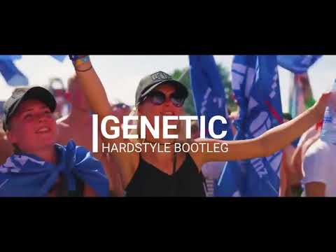 David Guetta   Titanium ft  Madilyn Bailey Genetic Remix Hardstyle   YouTube 720p