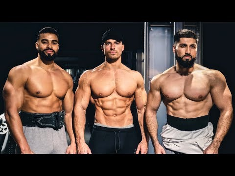 This Is How We Train Chest - Full Workout Feat. Leonine