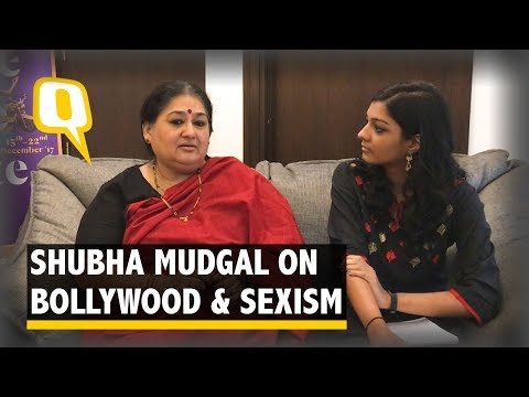 Shubha Mudgal Talks Sexism, Bollywood And Activism Through Comedy - The Quint