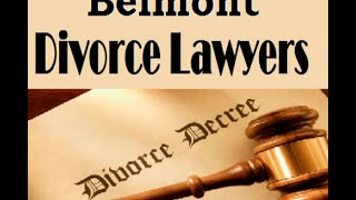 Divorce Lawyers and Attorneys in Belmont CA Area