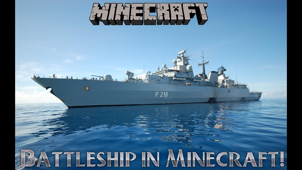 Lets Play Battleship In Minecraft Ep2 YouTube