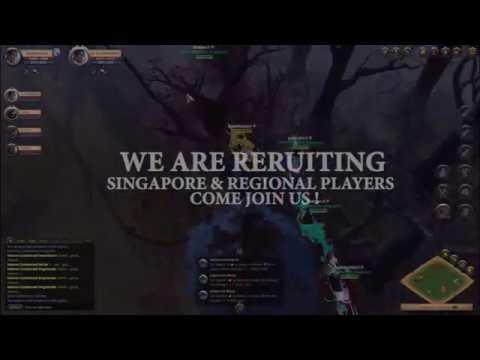Albion Online Singapore & Regional Recruiting
