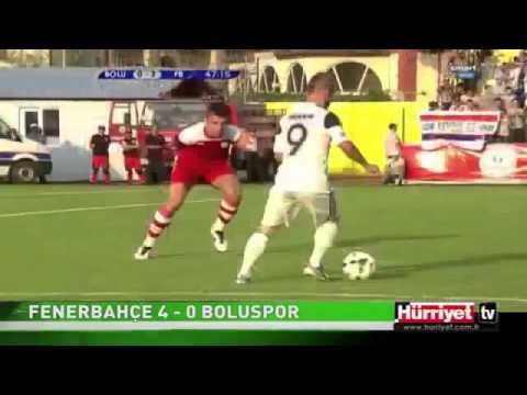 Fenerbahçe Boluspor 4 0 Hazırlık Maçı Maç Özeti ve golleri hd izle