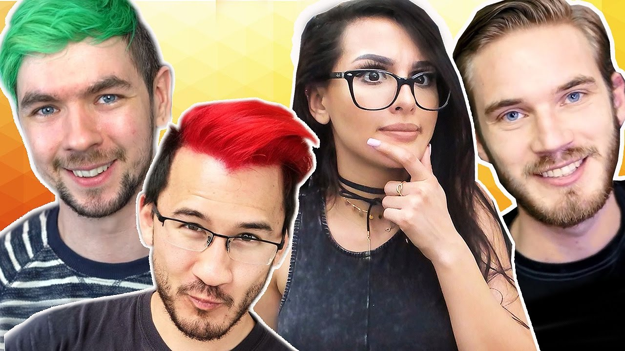 WHICH YOUTUBER WOULD I DATE? - YouTube