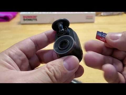 Garmin Dash Cam Mini - Unboxing + Review