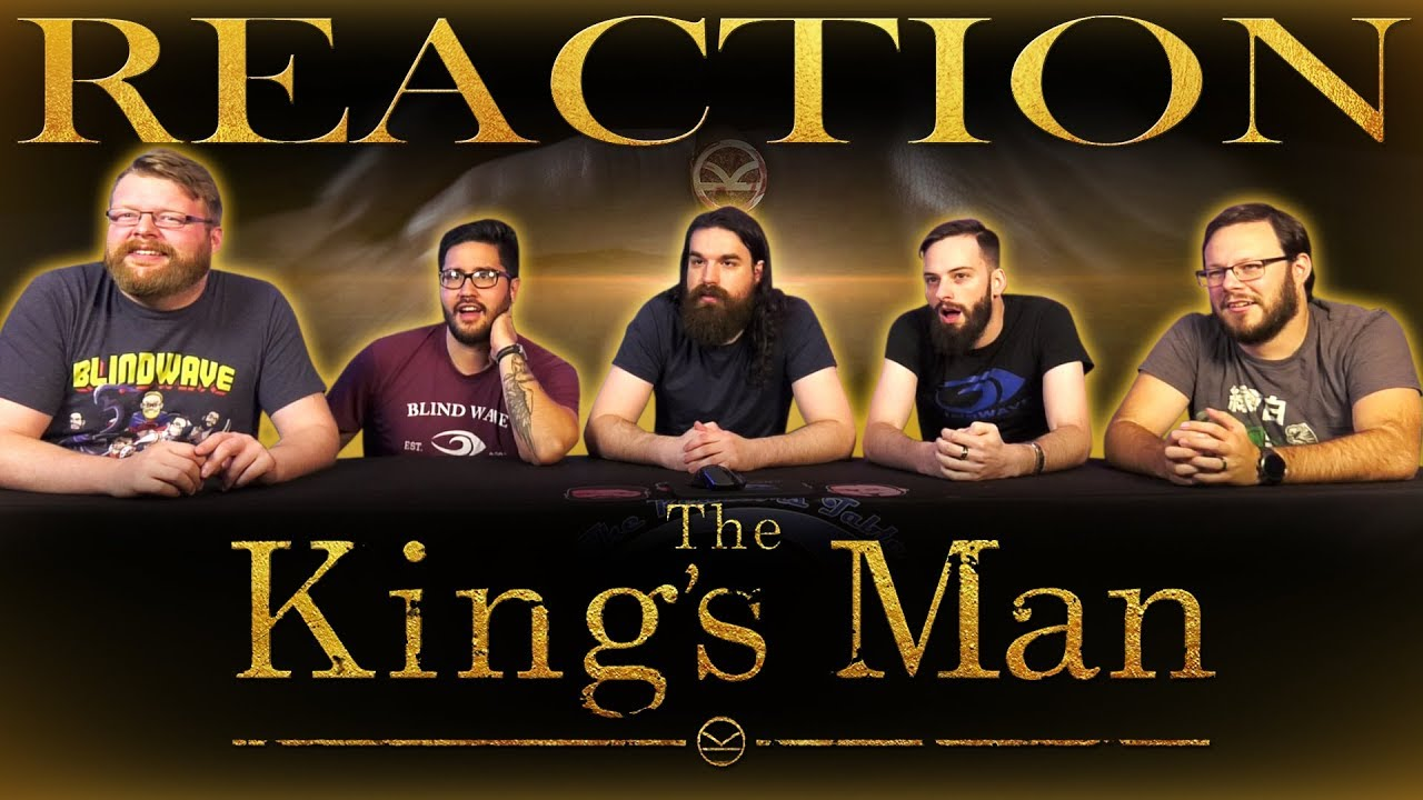 Download The King's Man Official Trailer REACTION!!