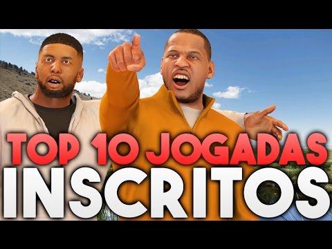 TOP 10 DA SEMANA: SAIBA COMO E  ENVIE SUAS JOGADAS NO NBA 2K!