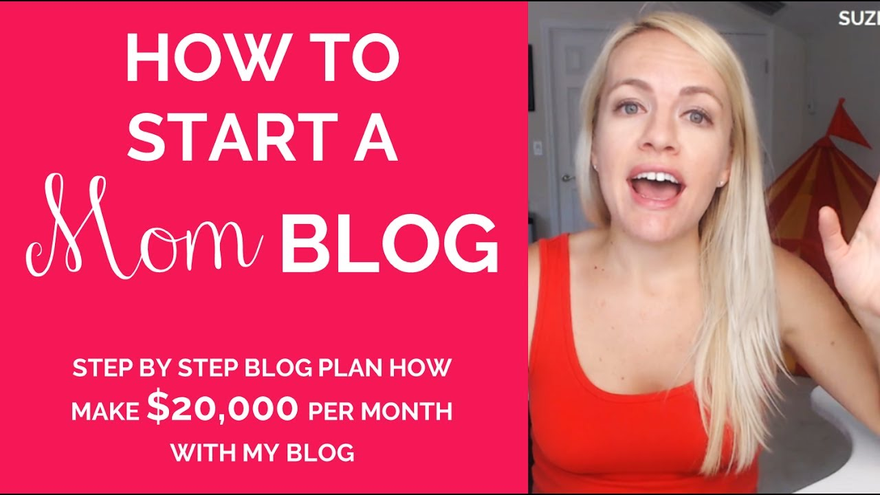 How to start a mom blog and make money - 11 Easy Steps