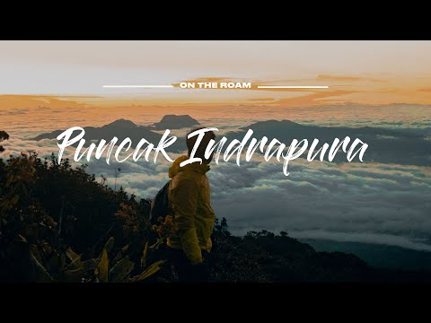 The Journey from Top Off Sumatera Island - Mt.Kerinci 3805 MDPL