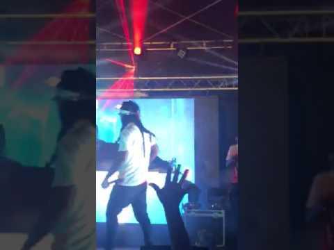 Kalash en Guyane 2017 aux one nation festival moment gaché