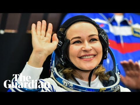 Russia sends actor and director to ISS to make film in space