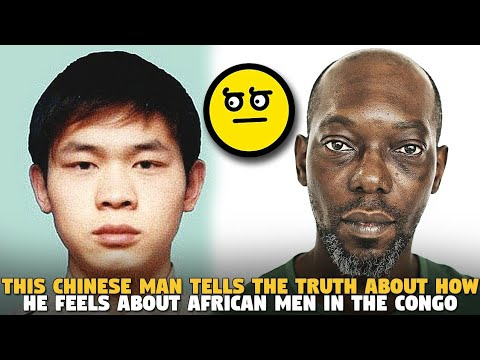 This Chinese Man Tells An African Man That His Congolese People Are Stupid and Lazy??