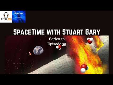 Lunar water more common than thought - SpaceTime with Stuart Gary S20E59