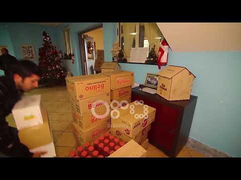 Ora News - Viti i Ri, kompania Elka i vjen në ndihmë Shtëpisë së Fëmijëve