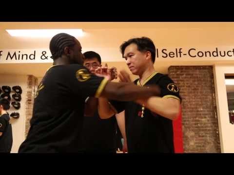 WAN Kam Leung Practical Wing Chun - Sifu William Kwok and his little ideas on Wing Chun