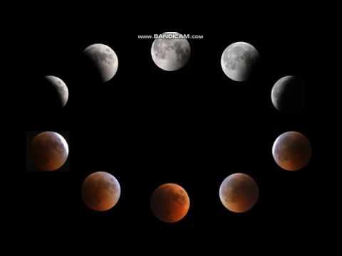 Čeká nás rekordní zatmění Měsíce. Podívejte se, jak bude probíhat !