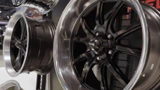 The Wheel Group - SEMA 2016