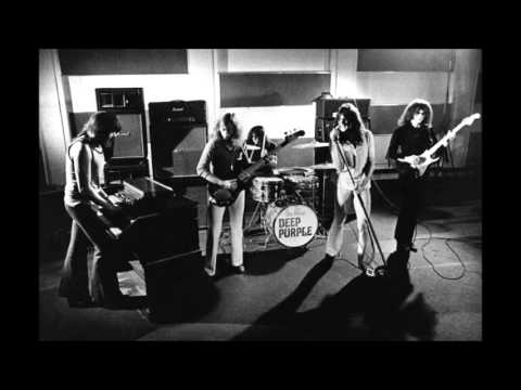 Deep Purple - Highway Star (Bass and Drum)