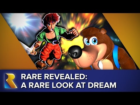 Rare Revealed: A Rare Look at Dream
