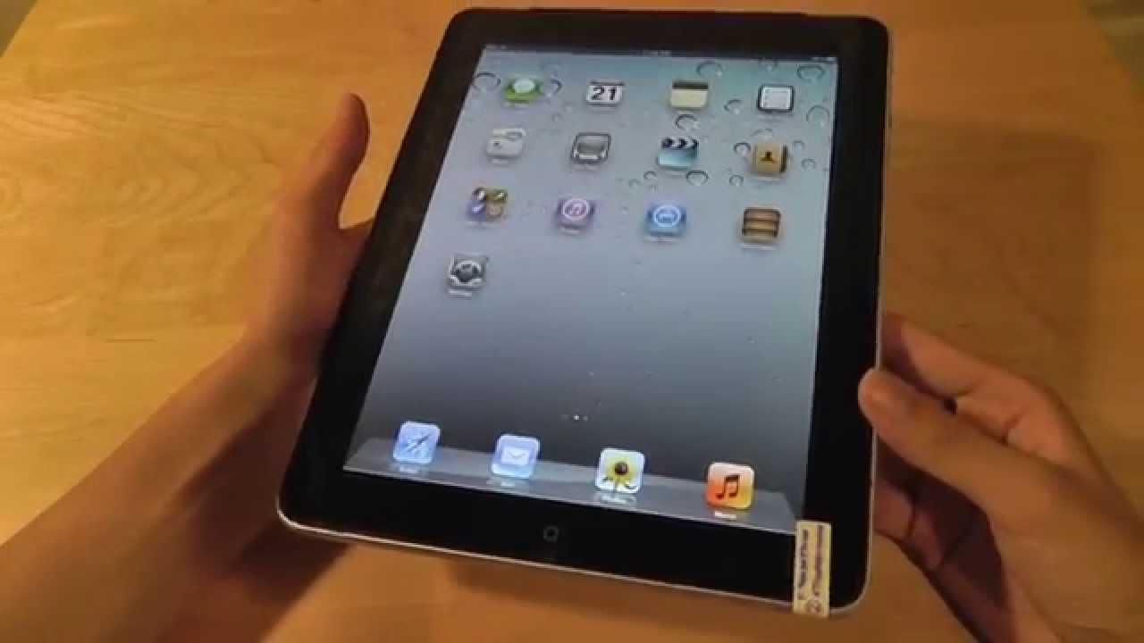 iPad 1- Still a Good Tablet in 2015?!