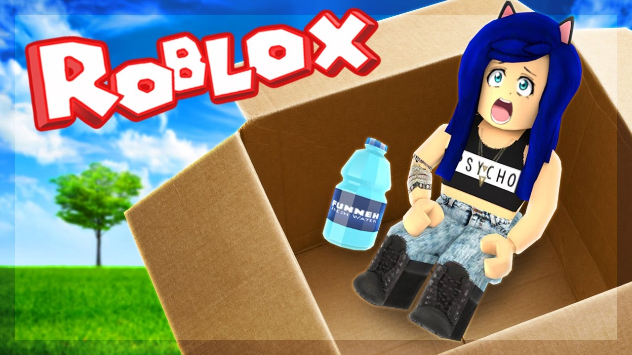 Mailed Myself In A Box Challenge In Roblox - roblox games vidos its funneh new videos