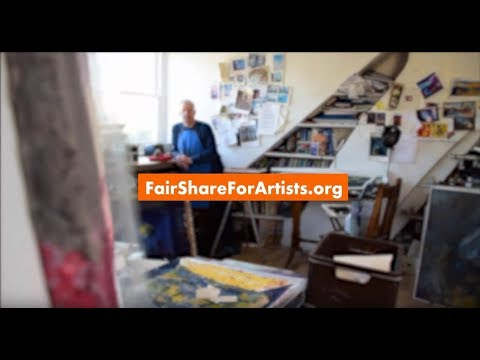 Fair Share For Artists: In the artists' words