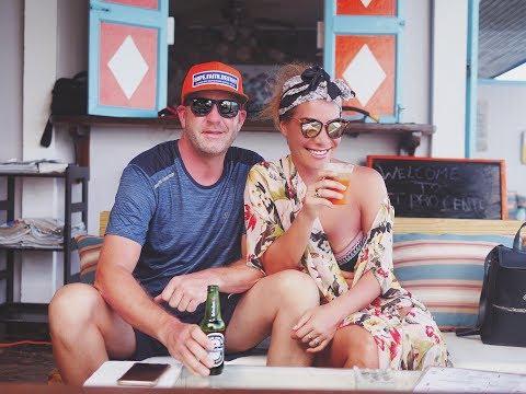 Sailing around St. Vincent & Grenadines for my honeymoon - Part 1