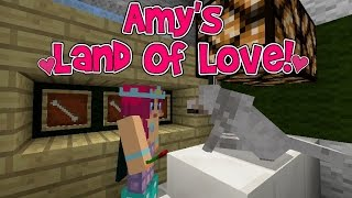 amys land of love ep145 vet consultation minecraft amy lee33
