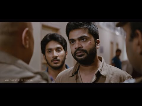 AYM Trailer Review   Acham Enbathu Madamaiyada Official Teaser Reaction   Simbu Gautham Menon