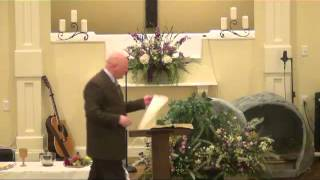 It Is Finished, But Not Done  English Christian Sermon by  Jeremy Ballinger