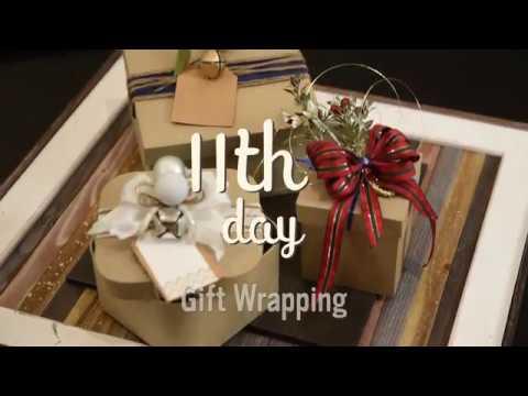 Christmas Decorating Gift Boxes | DIY Christmas | 11