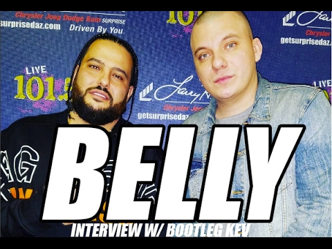 Belly speaks on Donald Trump Banning Muslims, Being Underrated, & Much More